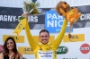 24 John Degenkolb pulled on yellow and leads Nacer Bouhanni by eight seconds after three days of racing. .Paris Niza etapa 3 Fotos y Videos.