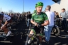Thomas Voeckler was among the riders stuck in a chase more than a minute behind the leaders. Paris Niza etapa 1 Fotos y Videos.